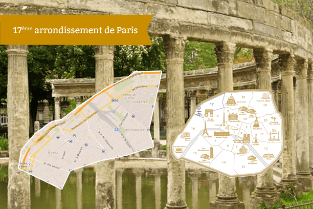 17ème arrondissement de Paris RentParis