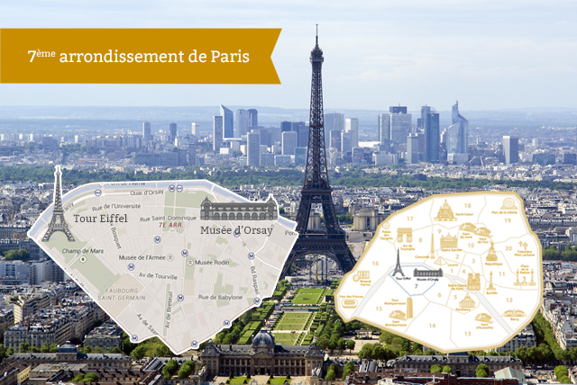 Invalides and champ de mars rentparis for Appart hotel 5eme arrondissement paris