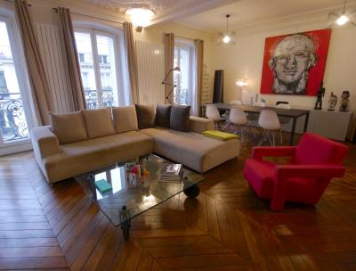 Apartment Canal Saint Martin Beaurepaire 2