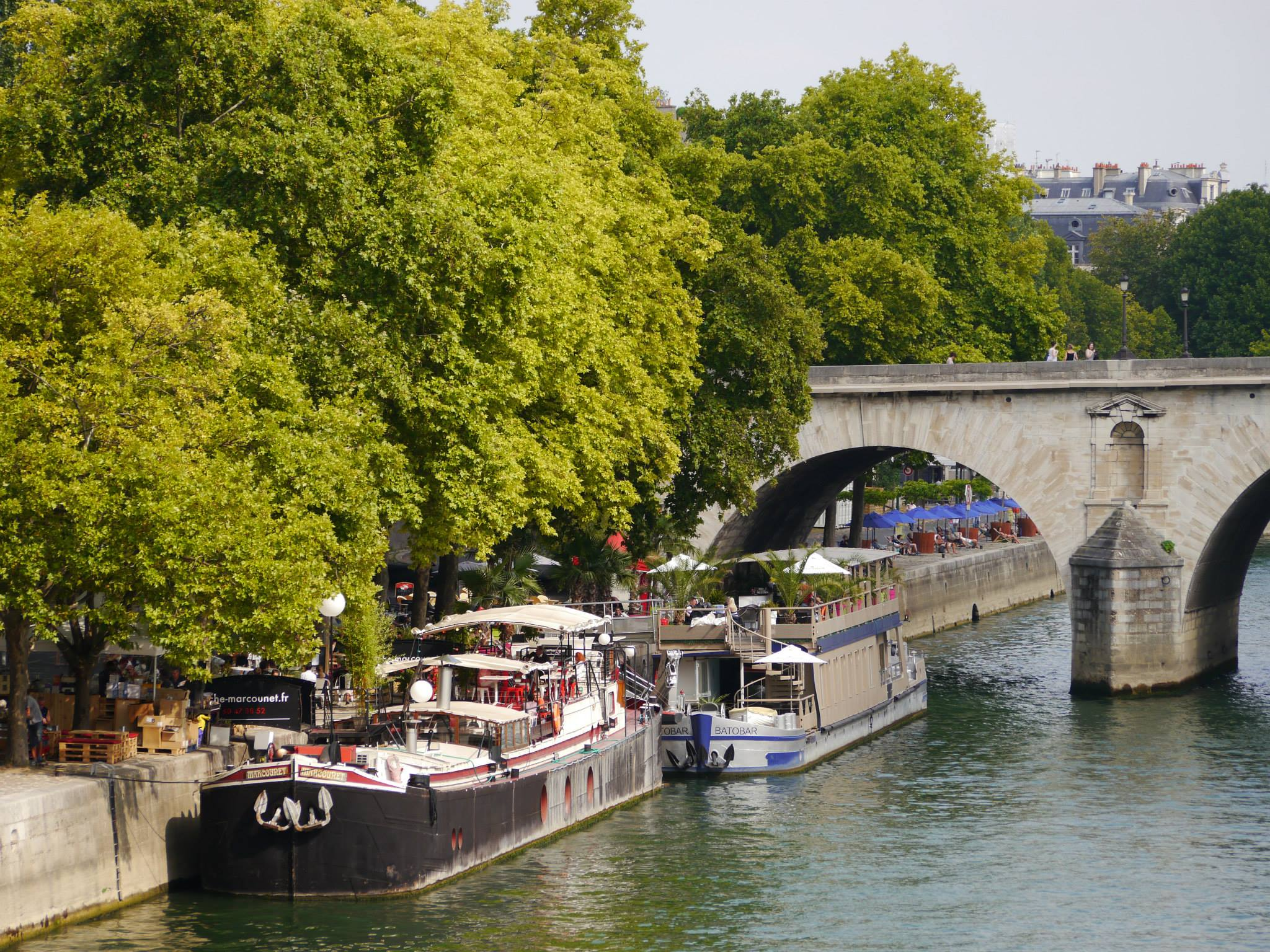 Summer in Paris  2015 Paris Plage  wiht www.rentparis.com